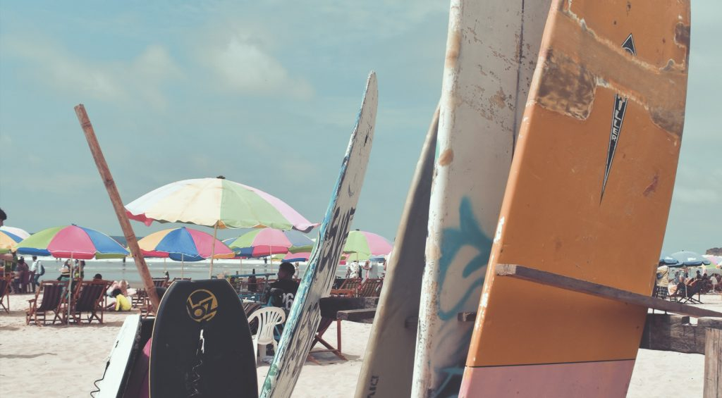 Surf en montañita